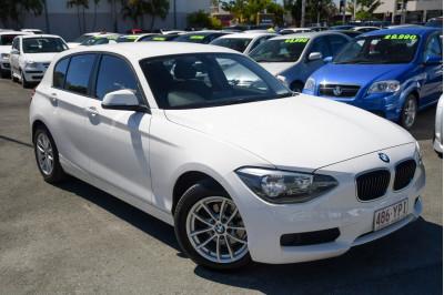 2011 BMW 1 Series F20 116i Hatchback Image 2
