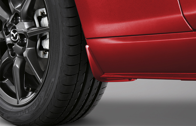 "<img src=""Front mud guards"
