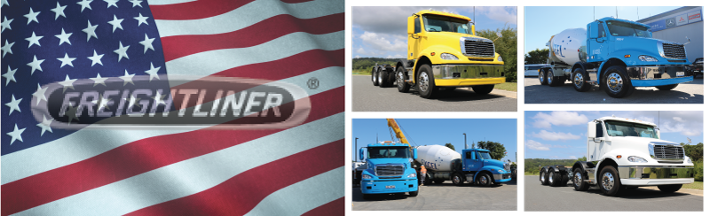 FREIGHTLINER AGI TRUCKS AVAILABLE NOW