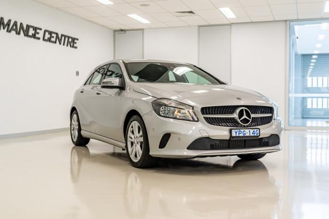2018 MY58 Mercedes-Benz A-class W176 808+ A180 Hatchback Image 34