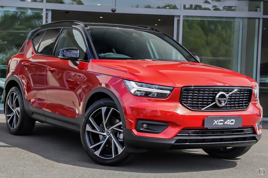 2019 volvo xc40 t5 r-design for sale