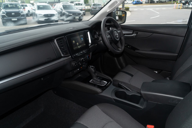 2021 Mazda BT-50 TF XT 4x4 Single Cab Chassis Cab chassis Mobile Image 7