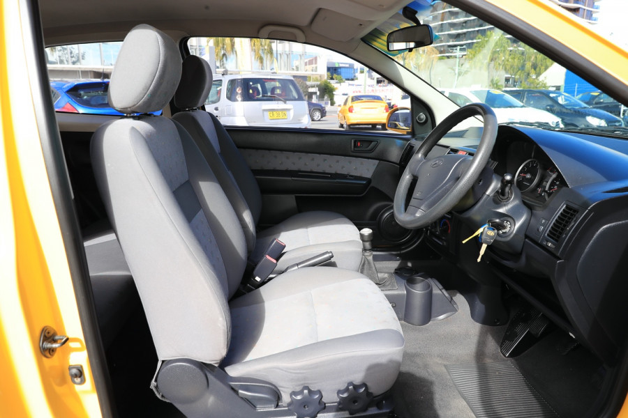 2005 Hyundai Getz TB MY05 GL Hatchback Image 5