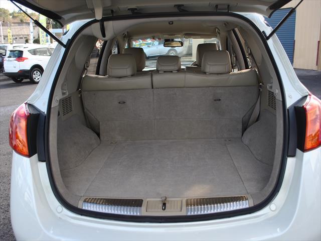 2009 Nissan Nissan Z51 Ti Wagon