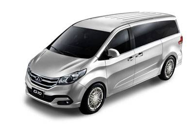 2021 MY20 LDV G10 SV7A 7 Seat People mover