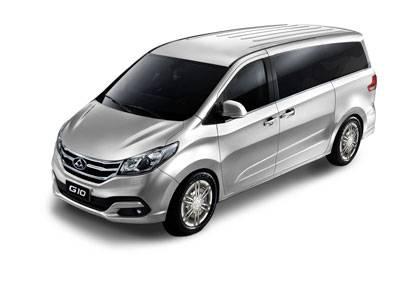 2020 MY19 LDV G10 People Mover SV7A 7 Seat Van