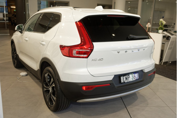2021 MY20 Volvo XC40 XZ T4 Inscription Suv Image 2