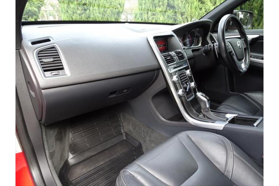 2014 MY15 Volvo XC60 DZ  D5 D5 - R-Design Suv