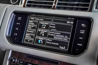 2015 Land Rover Range Rover L405 SDV6 Hybrid Vogue SE Suv