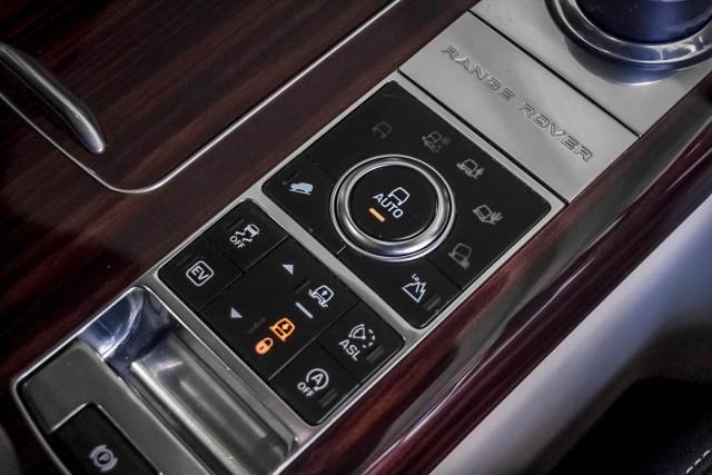 2015 Land Rover Range Rover L405 SDV6 Hybrid Vogue SE Suv Image 14