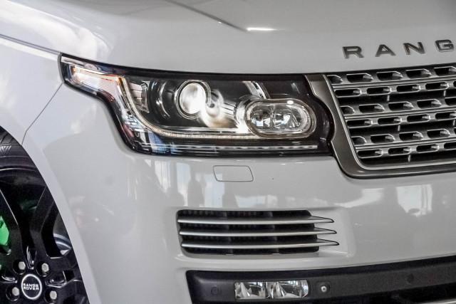 2015 Land Rover Range Rover L405 SDV6 Hybrid Vogue SE Suv Image 18