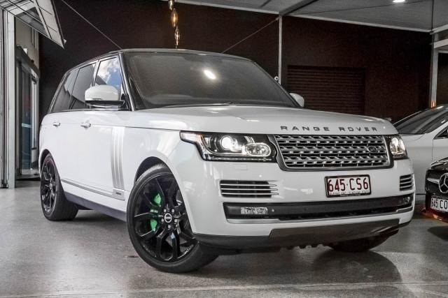 2015 Land Rover Range Rover L405 SDV6 Hybrid Vogue SE Suv Image 1