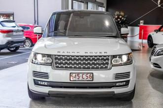 2015 Land Rover Range Rover L405 SDV6 Hybrid Vogue SE Suv Image 4