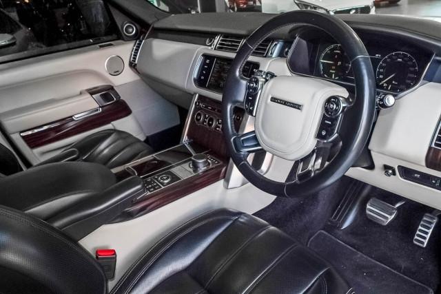 2015 Land Rover Range Rover L405 SDV6 Hybrid Vogue SE Suv Image 6