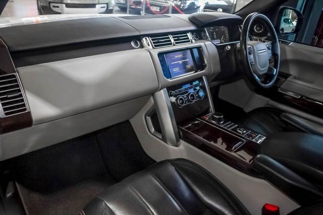 2015 Land Rover Range Rover L405 SDV6 Hybrid Vogue SE Suv Image 8