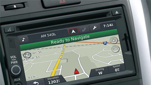 Grand Vitara Infotainment + sat nav = convenience
