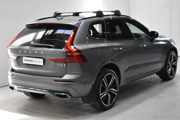 2019 Volvo XC60 (No Series) MY20 T6 R-Design Suv Image 4
