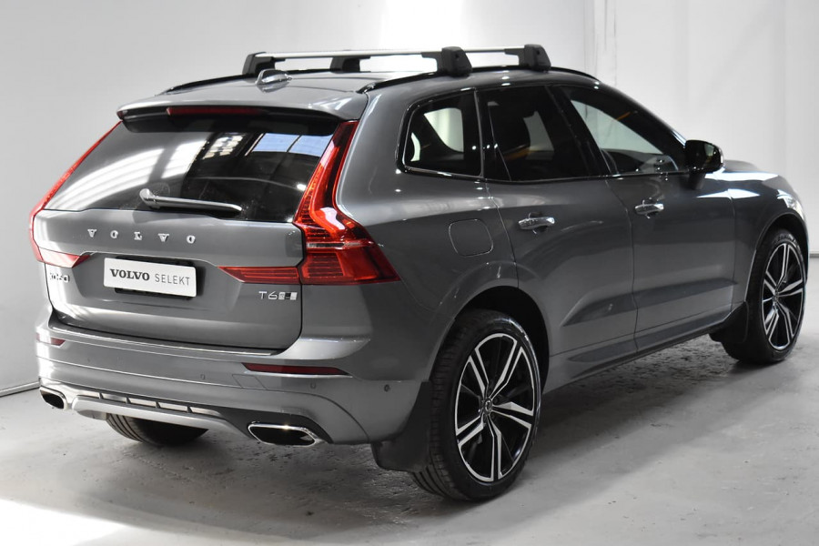 2019 Volvo XC60 (No Series) MY20 T6 R-Design Suv