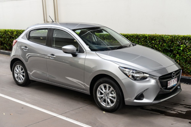 2019 Mazda 2 DJ Series Maxx Hatch Hatch