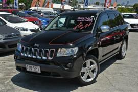 Jeep Compass Limited CVT Auto Stick MK MY12
