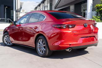 2020 Mazda 3 BP2S7A G20 Pure Sedan Image 2