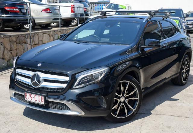 2015 Mercedes-Benz GLA-Class X156 GLA250 Wagon