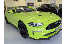 2020 Ford Mustang FN 2020MY GT Convertible Image 4