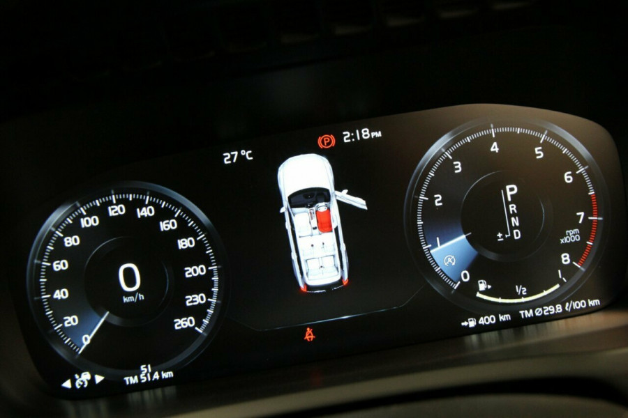 2019 Volvo XC90 L Series T6 Momentum Suv Image 11
