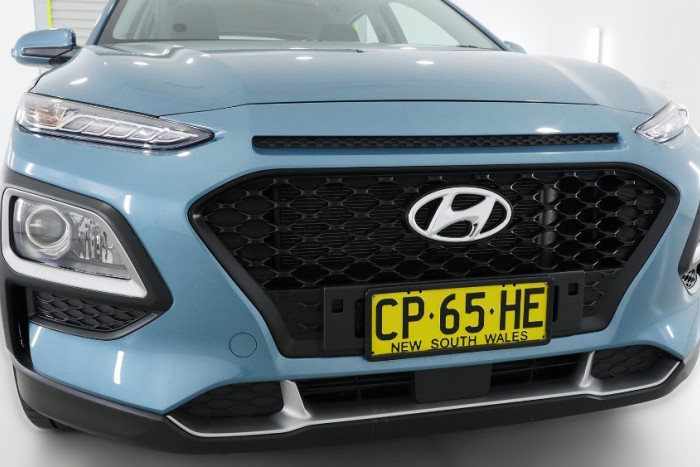 2017 MY18 Hyundai Kona OS Active Suv Image 18
