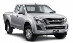 New Isuzu UTE SX Space Cab Ute High-Ride 4x2