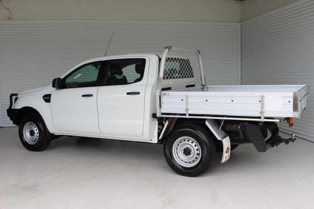 2016 Ford Ranger PX MKII XL Cab chassis Image 5