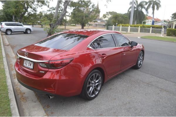 2015 Mazda 6 GJ SED Sedan Image 4