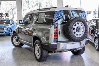 2020 Land Rover Defender L663 110 D200 Wagon Image 2
