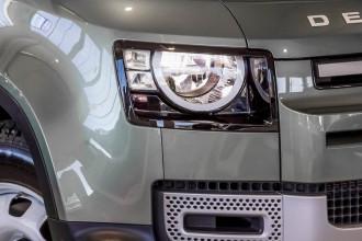 2020 Land Rover Defender L663 110 D200 Wagon Image 4