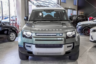 2020 Land Rover Defender L663 110 D200 Wagon Image 5