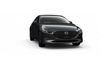 2021 MY20 Mazda 3 BP X20 Astina Hatch Hatchback Image 5