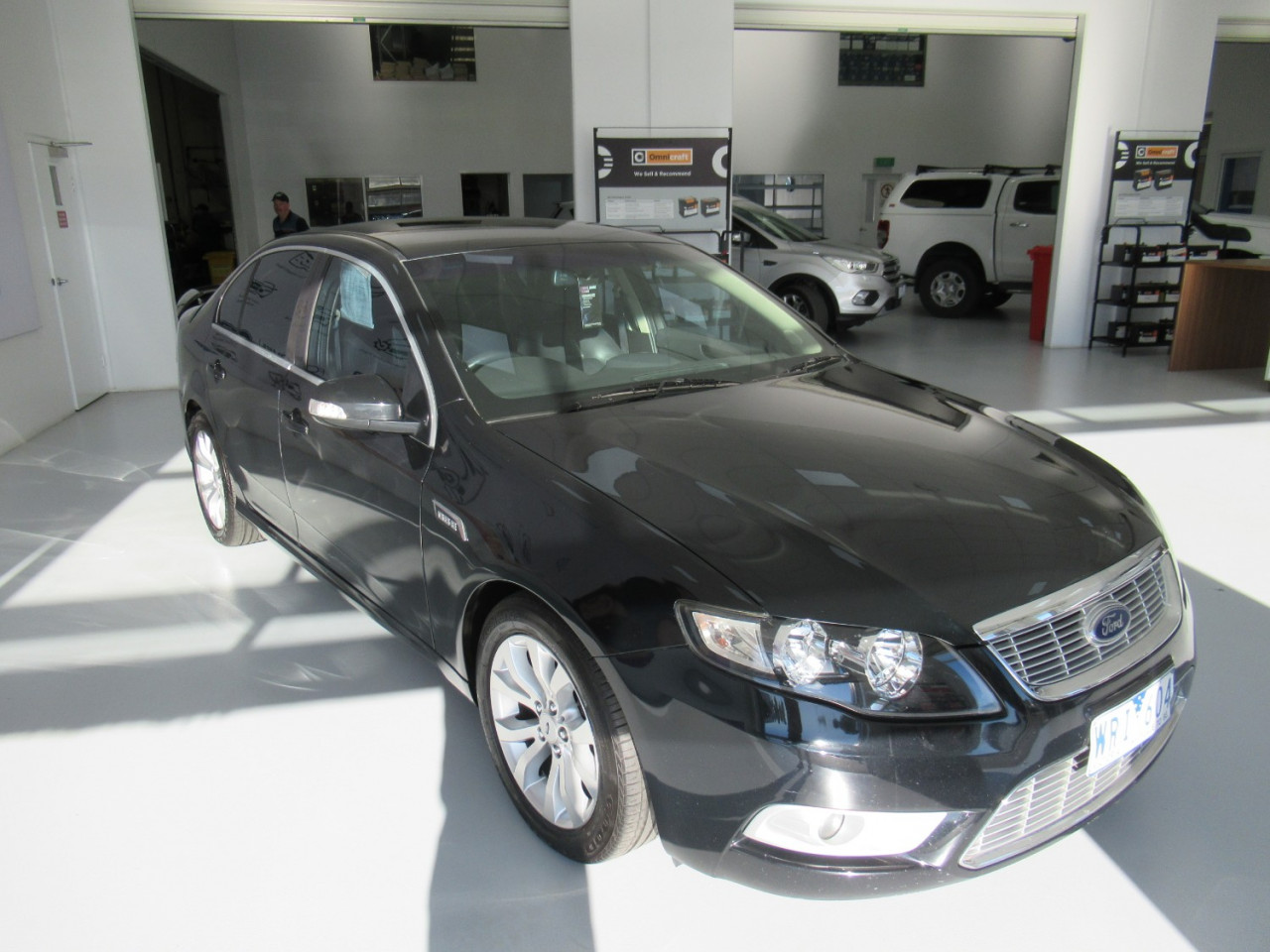2008 Ford G6 Series FG G6E Sedan Image 4