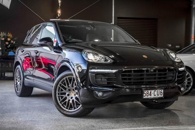 2017 Porsche Cayenne 92A Diesel Platinum Edition Suv Image 1