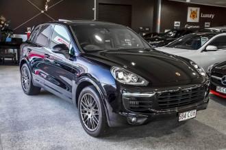 2017 Porsche Cayenne 92A Diesel Platinum Edition Suv Image 3