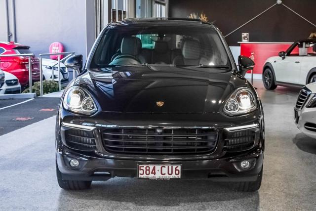 2017 Porsche Cayenne 92A Diesel Platinum Edition Suv Image 4