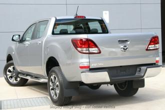 2020 MY21 Mazda BT-50 TF XTR 4x2 Dual Cab Pickup Utility Image 3