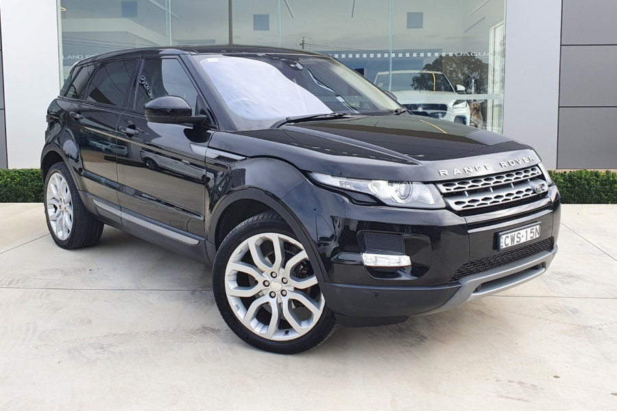 2014 MY15 Land Rover Evoque L538 MY15 SD4 Wagon