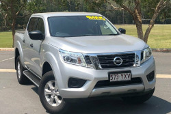 Nissan Navara SL (4x4) Silverline Edition D23 Series III MY18