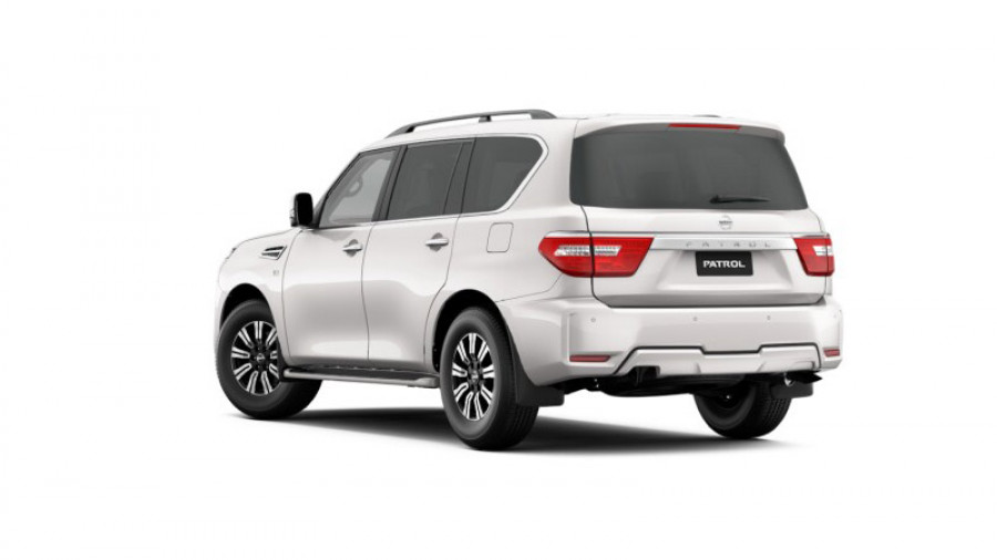 2020 Nissan Patrol Y62 Series 5 Ti-L Suv Image 25