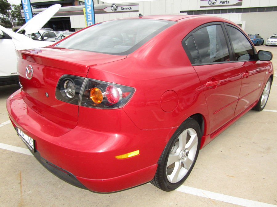 2006 Mazda 3 BK1031 SP23 Sedan Image 3