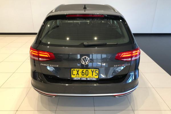 2017 Volkswagen Passat 3C (B8) Turbo 140TDI Alltrack Wagon Image 5