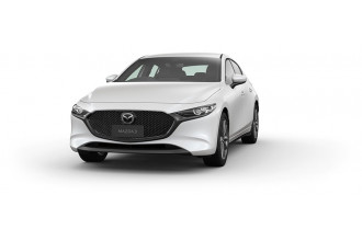 2021 MY20 Mazda 3 BP G20 Touring Hatch Hatchback Image 3