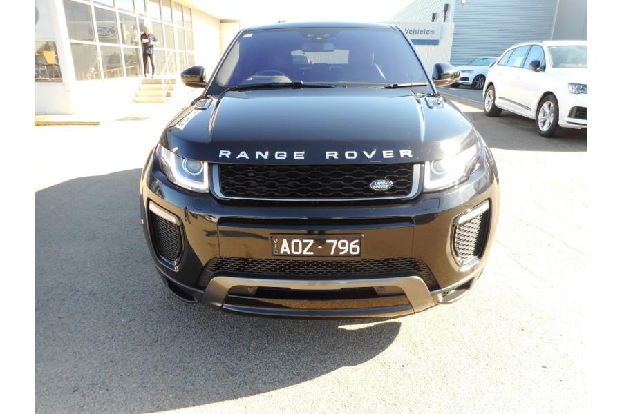 2016 MY17 Land Rover Range Rover Evoque L538  TD4 180 HSE Dynam. Suv