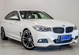BMW 3 4D 2013 BMW 3 20d GRAN TURISMO MOTORSPORT AUTO