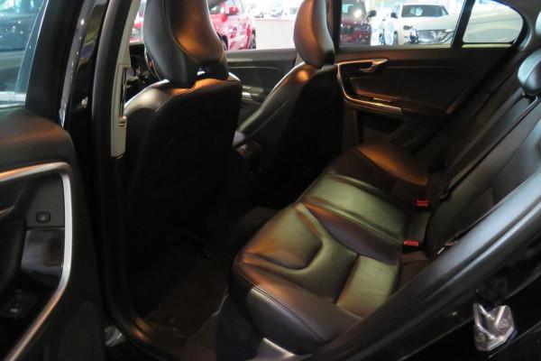 2014 MY15 Volvo S60 F Series T5 Luxury Sedan Image 4